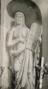 Tavole con caratteri di pre-scrittura pelasgica