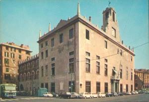 Palazzo S. Giorgio Genova