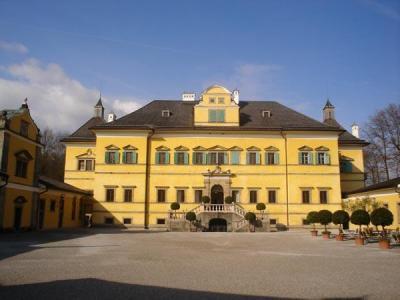 Castello di Hellbrunn - Salisburgo