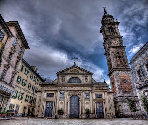 Basilica di San Vittore, Varese