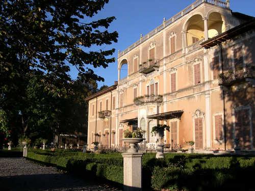 Villa Cagnola, Gazzada-Schianno, Varese