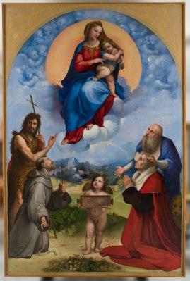 La Madonna di Foligno