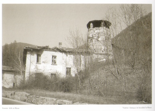 Fornace in località la Rasa Varese