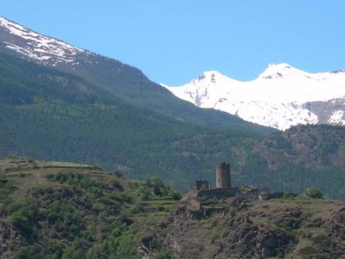 Castello di Châtel Argent Villeneuve