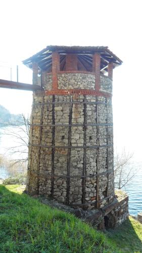 Ispra (VA) - Fornace del molo del Pinett
