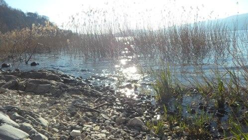 Ispra (VA) - Spiaggetta del molo del Pinett