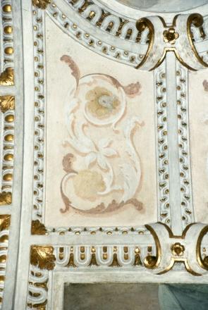 Volata della Cappella della Madonna. Dopo il restauro.
