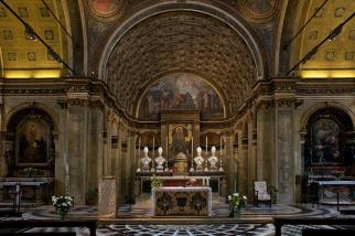 Santa Maria presso San Satiro (interno) Via Torino 17/19 Milano