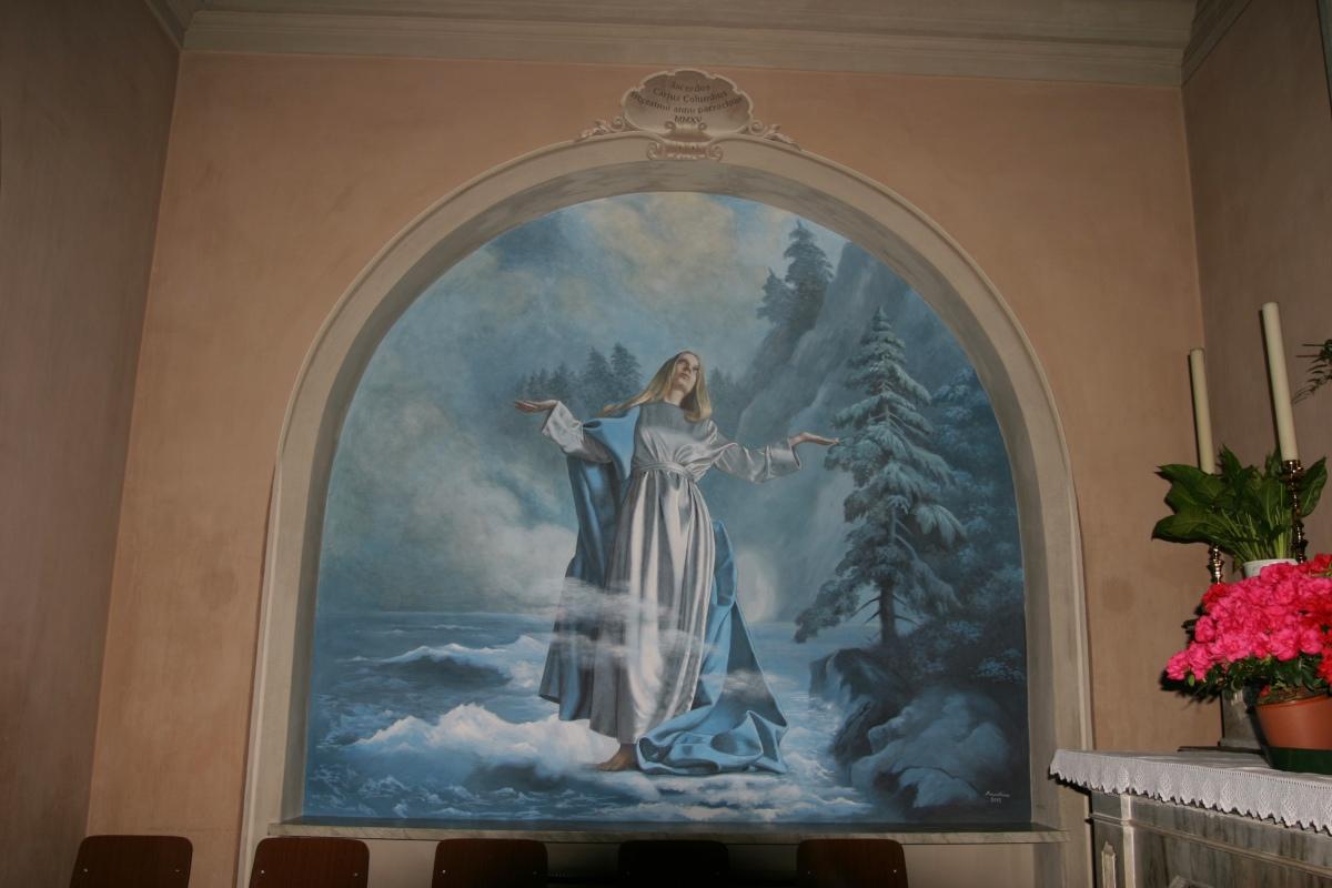 Mauro Nicora - Madonna dell'Assunzione