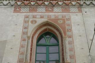 Finestra primo piano dopo i lavori di restauro
