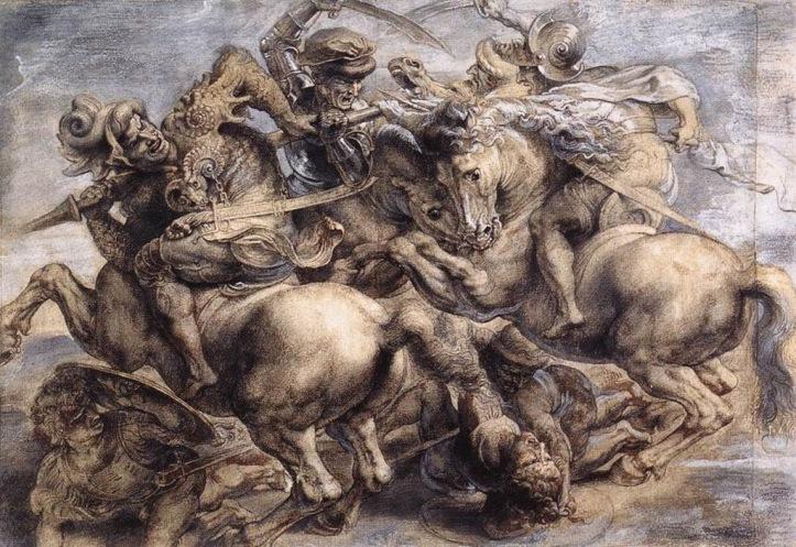 Rubens, Battaglia di Anghiari