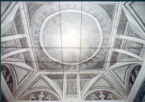 Palazzo Comunale di Ossona (Milano) Sala Grigia