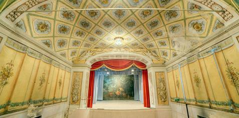 Teatrino, Villa Reale di Monza