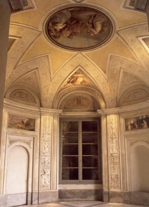 Rotonda dell'Appiani, Villa Reale di Monza