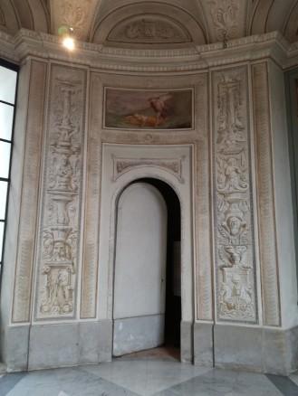 Rotonda dell'Appiani Villa Reale di Monza