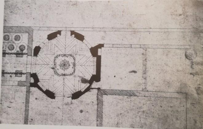 Villa Reale di Monza rotonda