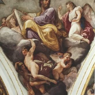 Andrea Appiani neoclassico Milano santa maria presso san celso